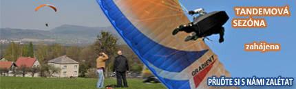 Tandem Paragliding Beskydy Javorovy