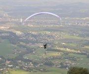 Tandem paragliding Javorový --- a letíme