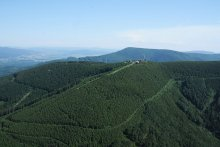 Tandem Paragliding Javorový. Na padáku nad beskydskými horami.